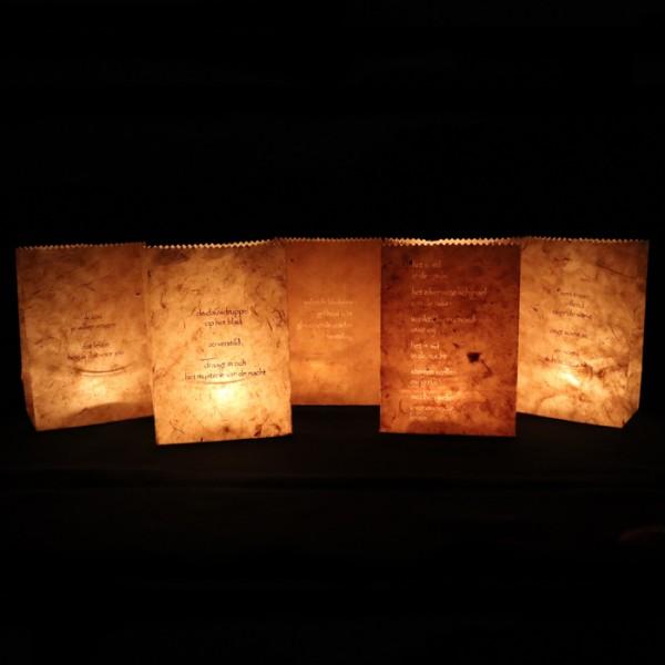 Candlebags Herfstgedichten