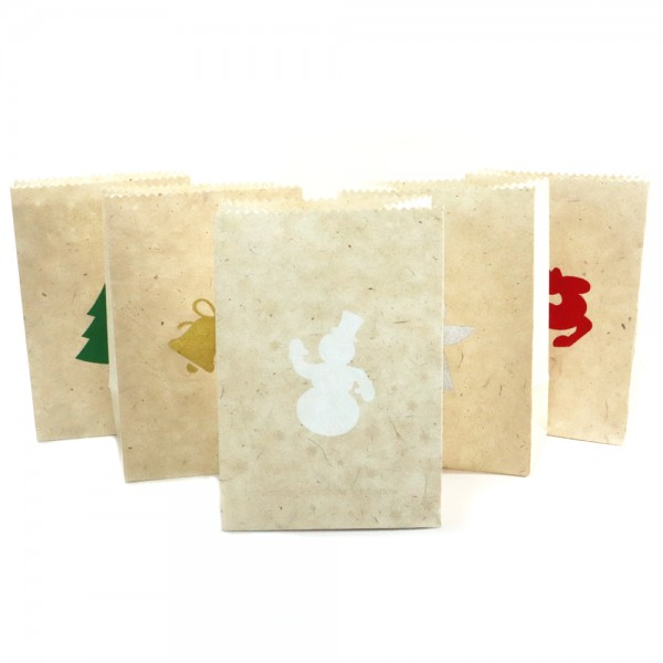 Candle bags Christmas