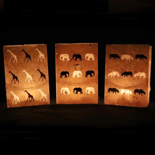 Candlebags Safari