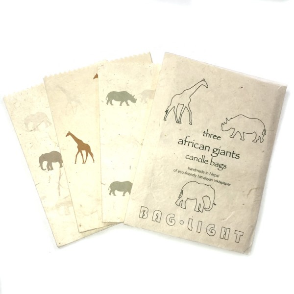 Candlebags 'Safari'