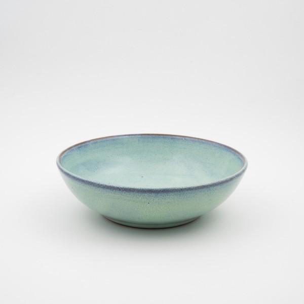 Bowl 'Thimi Artisan' turquoise