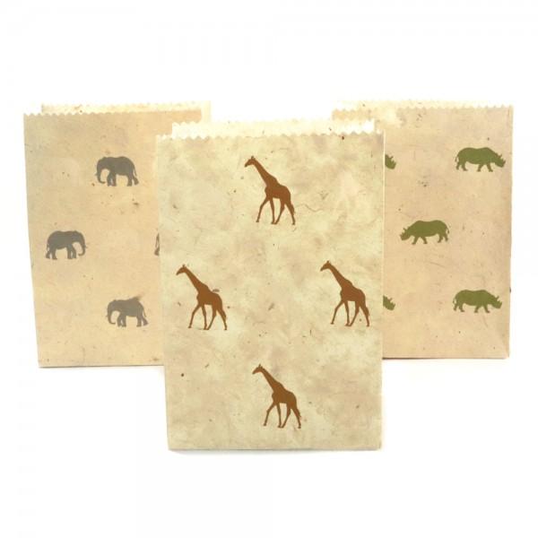 Candle bags Safari